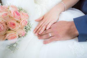 Alliance de mariage De mariage à saint-gilles-croix-de-vie en Vendée