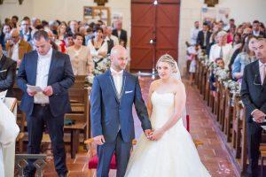 Cérémonie église Photographe de mariage saint gilles croix de vie en vendée