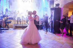 Ouverture du bal de mariage Photographe de mariage vendée
