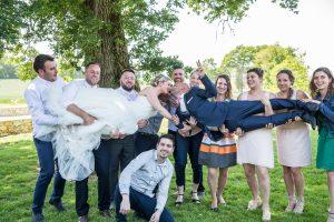 Photo insolite de mariage Photographe de mariage à saint-gilles-croix-de-vie en Vendée