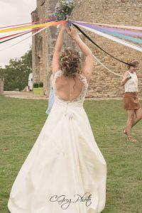 bouquet au ruban cgregphoto photographe mariage