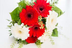 bouquet de la mariée photo de mariage saint gilles croix de vie le fenouiller