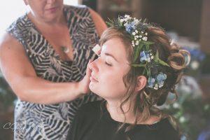 coupe de cheveux mariage