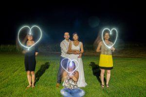 lightpainting cgregphoto photographe de mariage vendee