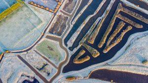 marais saint hilaire de riez photographe aerien le fenouiller