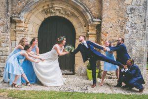 photo ammusante mariage