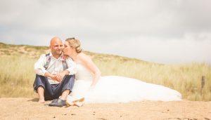 photo de couple de amriage photographe de mariage en vendée