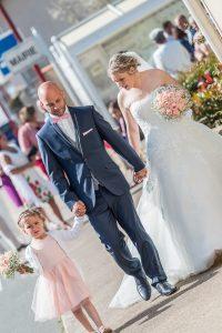 photo de famille mariage photographe de mariage à saint gilles croix de vie en vendée