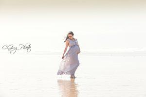 photo grossesse plage cgregphoto saint gilles croix de vie
