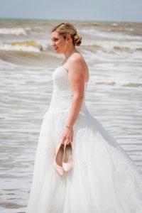 photo robe de mariée photogrfaphe de mariage en vendée