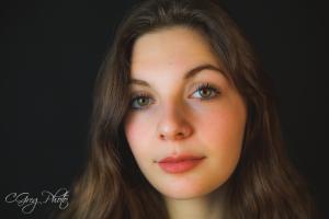 portrait femme cgregphoto studio saint gilles croix de vie