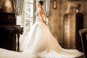 seance photo robe de mariée cgregphoto