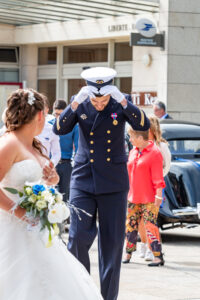 mariage en tenue gregory cathou photographe mariage