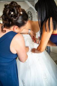 préparation de la mariée photo gregory cathou