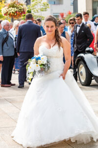 robe de la mariée cgregphoto photographe vendée